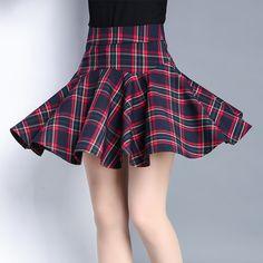 Aliexpress.com のHigh Street から春スコットランド格子縞のスカート女性ハイウエスト傘をlineギンガムプリーツスカートかごgrand ellegentセクシーなプリーツスカートに関するスカート、ハイクオリティスカートレトロ、中国 スカートキット サプライヤ、 安いスカートホワイトを検索します