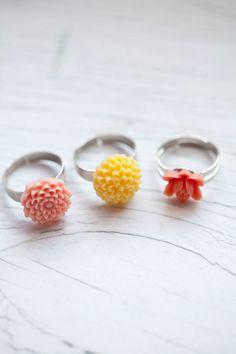 Summer Flower Ring