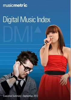 PDF study, the Musicmetric Digital Music Index.