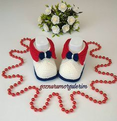 Baby Booties, Baby Shoes, Knit Boots, Crochet Shoes, Doll Shoes, Baby Knitting, Booty, Sneakers, Clothes