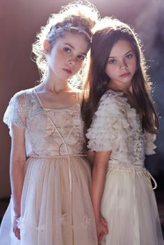 Gorgeous Tutu Du Monde Flower Girls