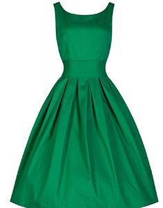 bomovo vintage 1950s audrey hepburn robe de soire cockt https
