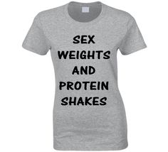 weights protein shakes funny novelty bukkmk