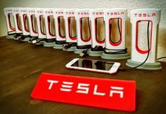 Tesla Model 3 reservation holders that are getting a bit impatient, and desperate for any sort of distraction at all, may be interested in reading about their ability to purchase (or 3D print) their own Tesla Supercharger–styled smartphone charger. https://cleantechnica.com/2017/09/23/tesla-model-3-supercharger-phone-charger/