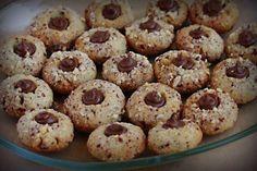 Lieskovcové dukátiky s Nutellou - Recept pre každého kuchára, množstvo receptov pre pečenie a varenie. Recepty pre chutný život. Slovenské jedlá a medzinárodná kuchyňa