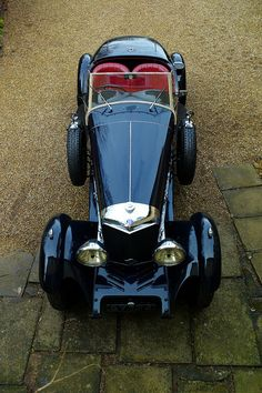 Bentley 4/8-Litre