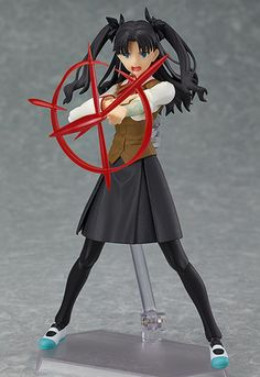 Crunchyroll - Fate/stay night - Rin Tohsaka figma 2.0