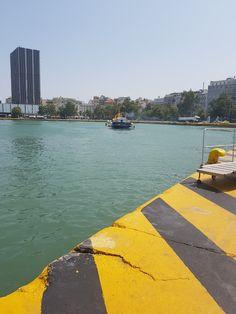 ΑΛΙΟΣ ΠΛΕΥΣΙΣ  -  H2O Ferries             : Επανεκκίνηση για το Piraeus Maritime City