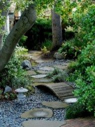 Incredible Garden Pathway Ideas For Backyard And Front Yard 15 In 2020 Japanese Garden Landscape Backyard Garden Layout Backyard Garden