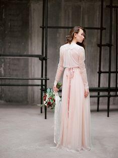 pink wedding dresses - Google Search