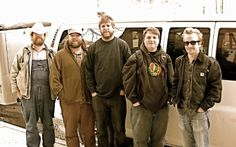 Trampled by Turtles, I sure do love these Minnesota men.