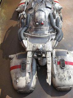 Tanko Volante | por Mark`Stevens ModelCrafter