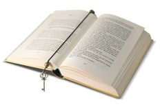 That Company Called IF - Book Keepers. An elegant and personalised bookmark to keep your page as you read.