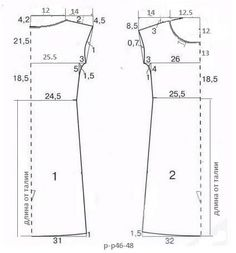 Simple dress patterns instructions