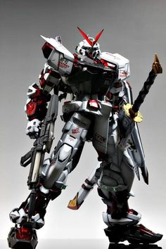 1:60 MBF-P02 Gundam Astray Red Frame