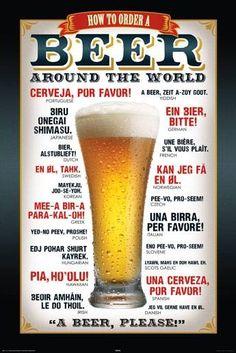 Bier bitte