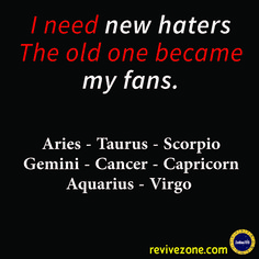 Revive Zone is an online platform which will revive your life through refreshing and thoughtful contents on zodiac signs, astrology, women, and men related topics Capricorn Facts, Scorpio Quotes, Zodiac Signs Gemini, Zodiac Memes, My Zodiac Sign, Zodiac Quotes, Zodiac Facts, Capricorn And Aquarius, Gemini And Cancer