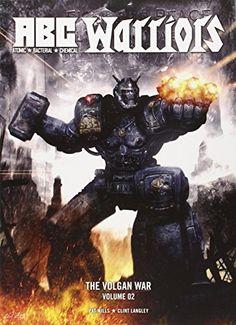 ABC Warriors: Volgan War v. 2