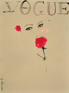 paris vogue by Leigh Viner