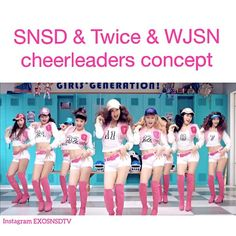 What do you think about it? #SNSD - Oh  (2010) #Twice - Cheer up  (2016) #WJSN - Happy  (2017)    #sone #snsdvideo #snsdvideos #taeyeon #sunny #tiffany #hyoyeon #yuri #sooyoung #yuri #seohyun #sonevideo #snsdfancam #girlsgeneration #gg #queens #pink #party #youthink #btsvideo #kpopvideo #myvoice #fine #soshi #smtown #exoshidae
