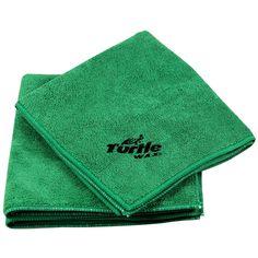 Turtle car clean with Microfiber car wash towels, car wax Polish towels extra…