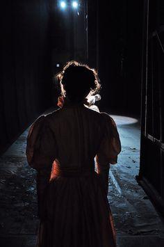 """""""les miserables backstage"""""""