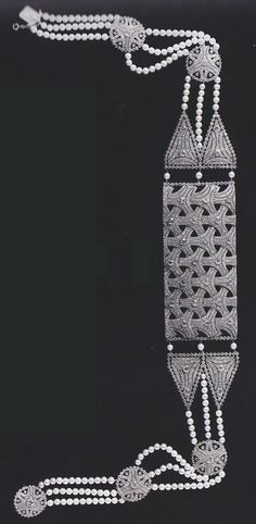 Bandeau, by Cartier beauty bling jewelry fashion