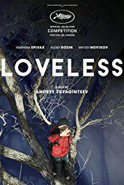 Loveless (2017) Poster