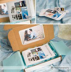 photography packaging of Ava Hristova of Zemya Photography