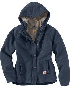 0ce36f98bca2 Carhartt Women s Sandstone Berkley Jacket