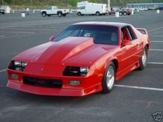 "Barbra Fitzgerald    ""This was my BABY.....1991 Camaro Z28..   Engine: 5.7 - liter V8 350 ci. TPI, Ford 9"" rear  Dual exhaust(no cat), full headers ran high 10's in 1/4 mi.  Ran high"""