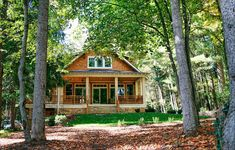 Beaucatcher Cottage House Plan (NC0066) Design from Allison Ramsey Architects