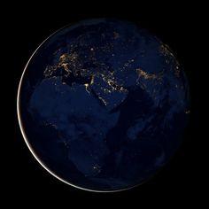 De Wereld in het Donker