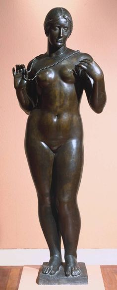 Aristide Maillol, Venus with a Necklace, c. 1918-28