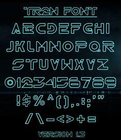 TR2N Font   dafont.com