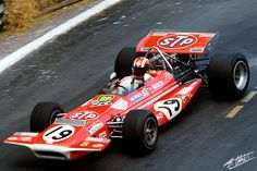 1970 Jo Siffert, March Engineering Team, March 701 Ford