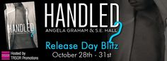 Renee Entress's Blog: [Release Day Blitz & Giveaway] Handled 2 by S.E. H... http://reneeentress.blogspot.com/2014/10/release-day-blitz-giveaway-handled-2-by.html