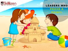 Children have the capability to learn more in a lesser time, and it makes sense to teach them leadership skills, beyond books. Welcome to Skillizen, where we offer life skill learning for kids, focusing on leadership and ethical values. Contact us now to know more ---> https://goo.gl/tK6jwB