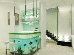 peceras a modo decoracion | El baño puede ser aún más relajante si optamos por…
