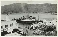 David MacBrayne - Page Steamers, Page 3, Old Photos, Scotland, David, History, Country, City, Pictures