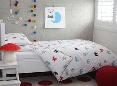 Children's bedding from Jacob