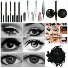 Things to do before applying Eye Liner -  1. Choose Your Colours Carefully  2. Use a Powder, Pencil, Gel, Cream, or Liquid Eyeliner - What type of eyeliner you use is purely a personal choice.  3. Determine if You Want a Thin or Thick Line. https://www.facebook.com/media/set/?set=a.10151509297202653.1073741917.92433347652&type=3