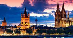 Pontos turísticos de Colônia #viajar