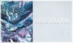 Key colours header