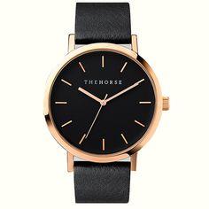 THE HORSE Watch Genuine Leather Japaneze Quartz Movement Case Water Resistant 3ATM Watch Women Famous Brand 4 Colors