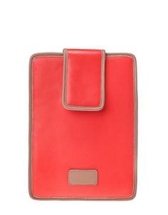 Bolsa para tablet com lingueta