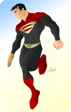 Superman: Man of Style Honorable Mentions & Other Faves! | Project : Rooftop  One of my favorites