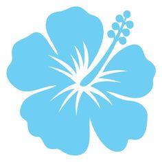 http://fleur-hibiscus.fr/fleurs-individuelles/23-autocollant-sticker-fleur-d-hibiscus-bleu-ciel.html  #Fleur #hibiscus  #Fleurhibiscus  Fleur hibiscus vinyl à partir de 2,50€ port compris