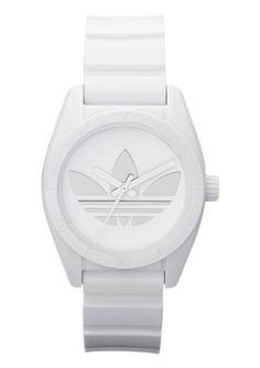 Tolle Sportliche Damen-Armbanduhr von Adidas, die zu allen Outfits kombiniert werden kann.