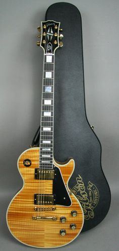 2003 Gibson Les Paul Custom 1968 Reissue Electric Guitar Custom Shop LTD EDITION | Reverb